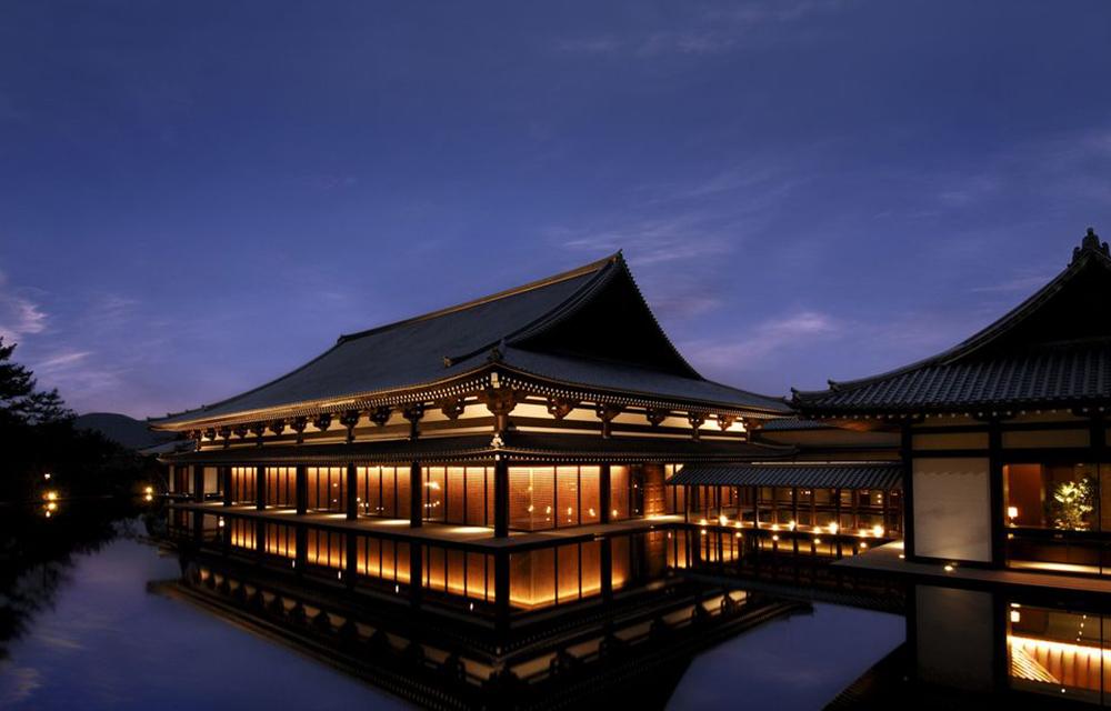 展示中國陶瓷器等的薩摩傳承館