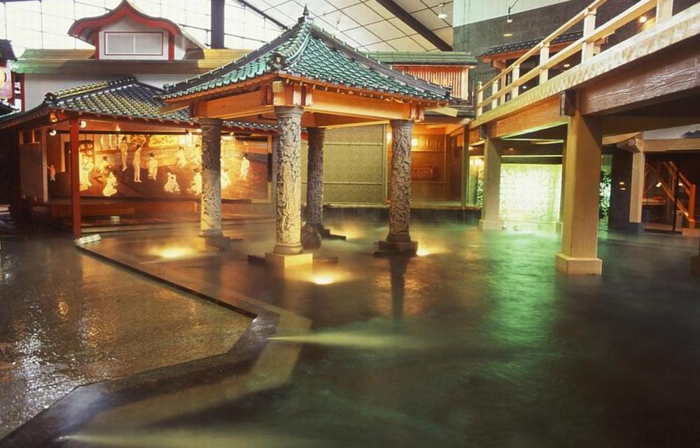 元祿溫泉浴池