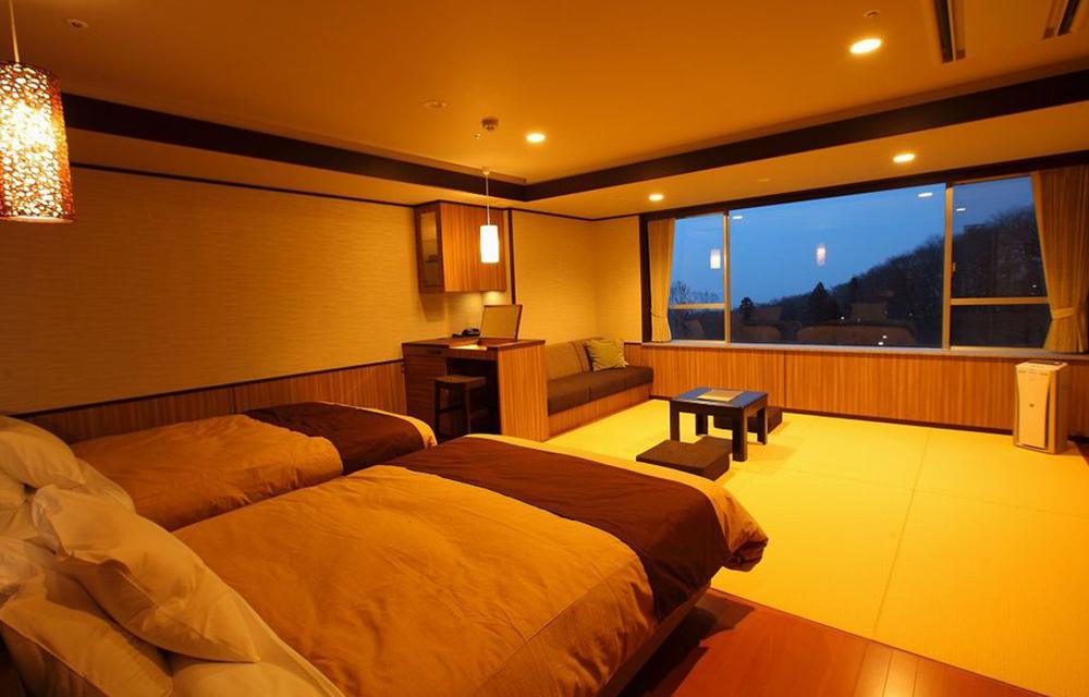 日式西式房間