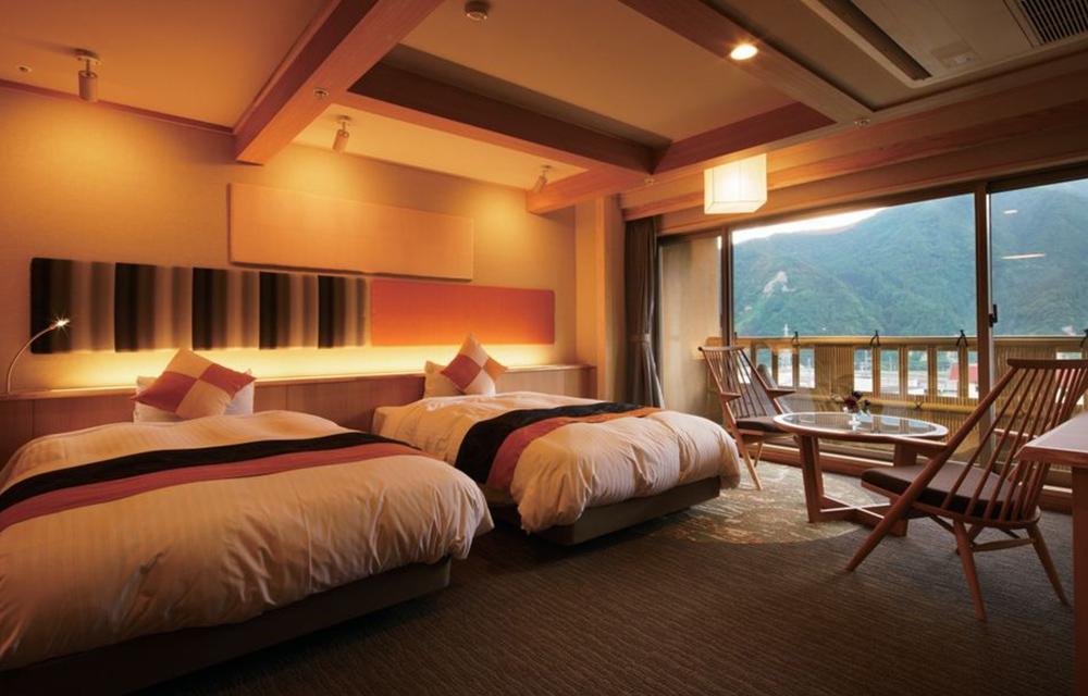 日式西式客房