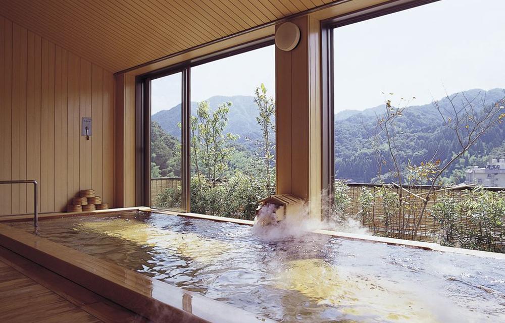 展望檜風呂