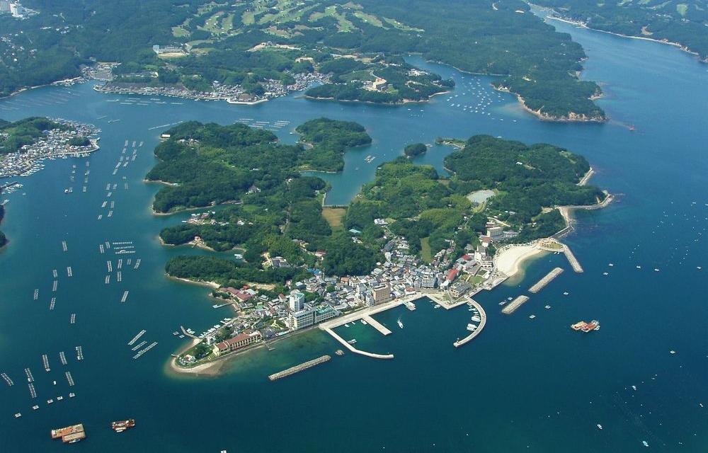 ハート型のわかたの島