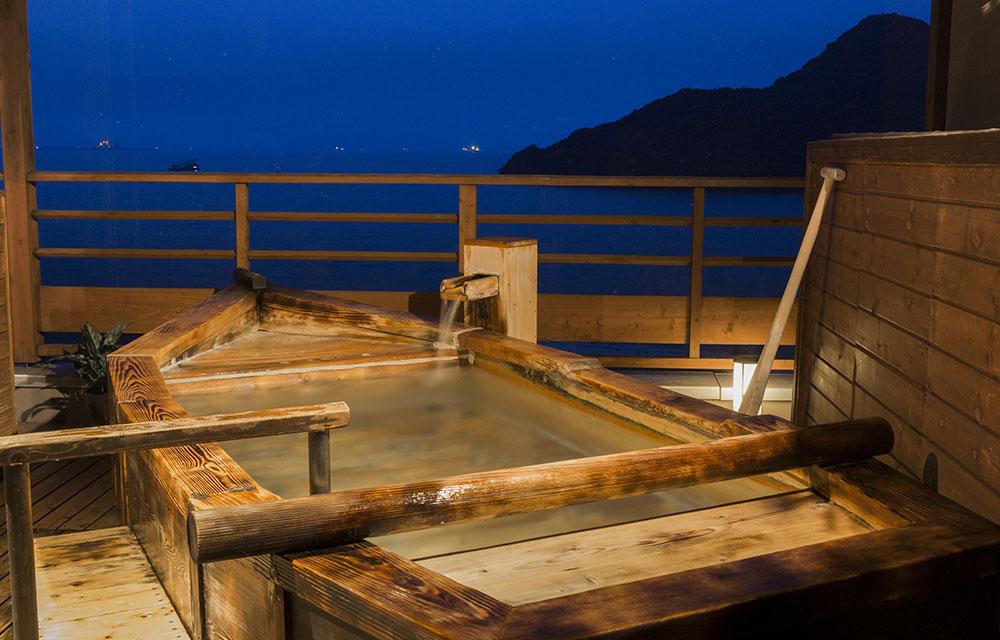 露天溫泉浴池(男性)