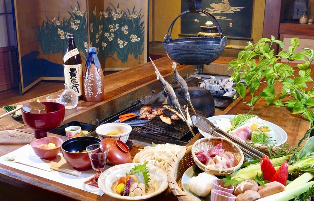 圍爐式料理