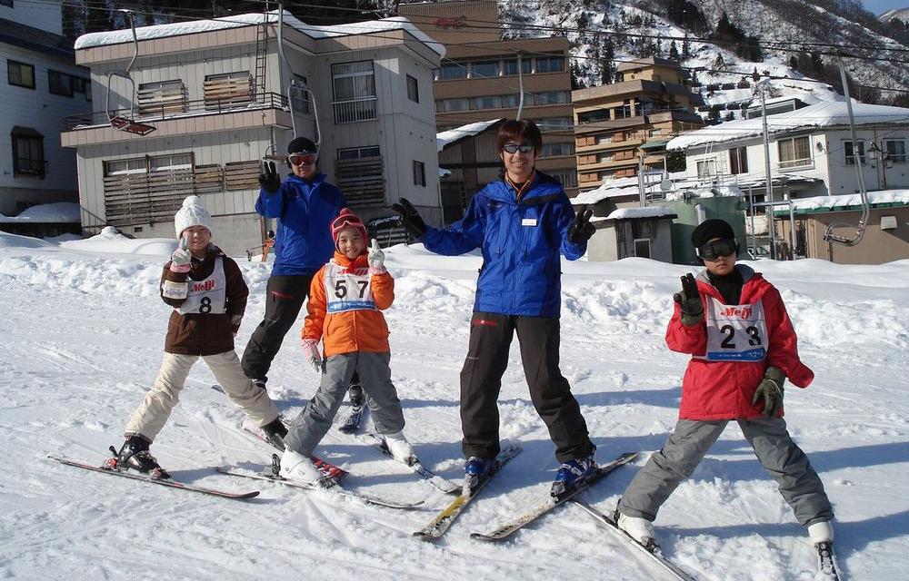 徒步2分鐘到滑雪場