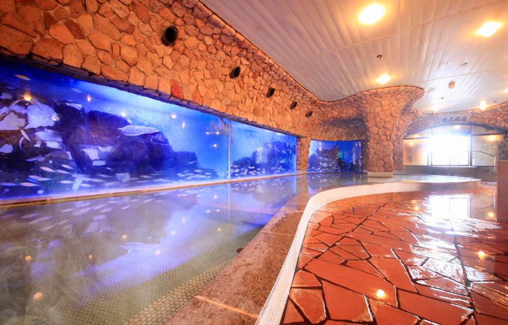 海底温泉(大浴場)