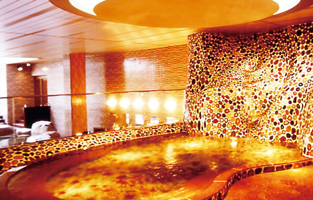 大浴場(瑪瑙溫泉浴池)