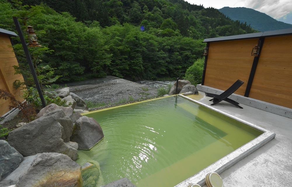 獨享露天浴池
